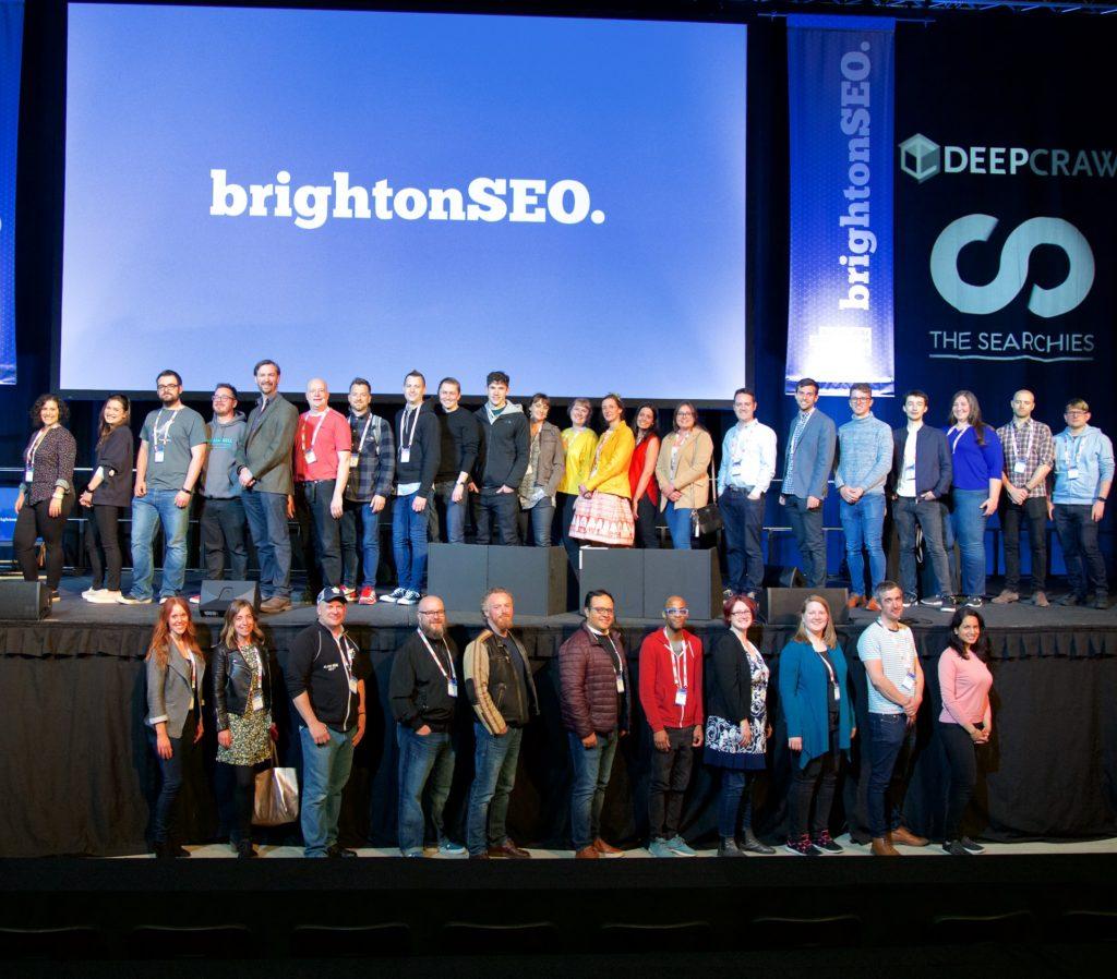 speakers at Brighton SEO